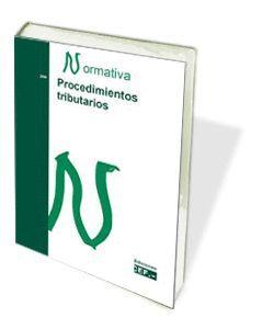 PROCEDIMIENTOS TRIBUTARIOS 2014