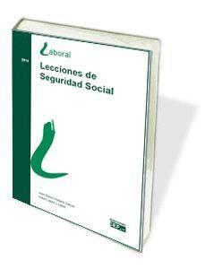 LECCIONES DE SEGURIDAD SOCIAL 2014