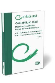 CONTABILIDAD LOCAL. MODELOS SIMPLIFICADO Y BASICO DE CONTABILIDAD LOCAL 2020.