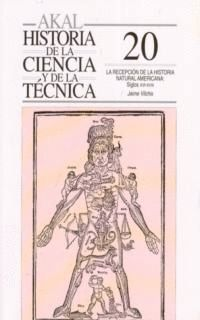 RECEPCION DE LA HISTORIA NATURAL AMERICANA,LA.SIGLOS XVI-XVIII