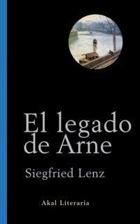 LEGADO DE ARNE.AKAL LITERARIA-28