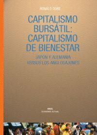 CAPITALISMO BURSATIL: CAPITALISMO DE BIENESTAR