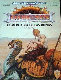 MERCADER DE LAS DUNAS, EL. DARD SUN -JUEGO DE ROL-