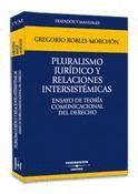 PLURALISMO JURIDICO Y RELACIONES INTERSISTEMATICAS