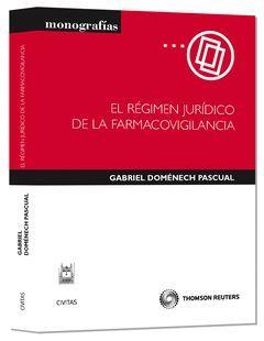 RÉGIMEN JURÍDICO DE LA FARMACOVIGILANCIA,EL.CIVITAS