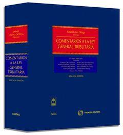 COMENTARIO LEY GENERAL TRIBUTARIA 2ª ED