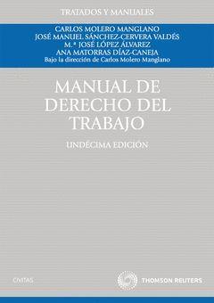 MANUAL DE DERECHO DEL TRABAJO ED 2011