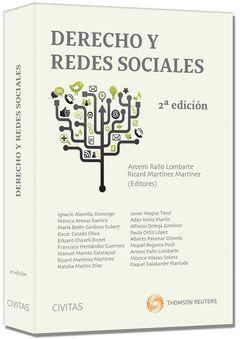 DERECHO Y REDES SOCIALES (2 ED.)