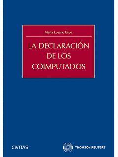 DECLARACION DE LOS COIMPUTADOS LA