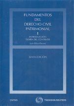 FUNDAMENTOS DE DERECHO CIVIL PATRIMONIAL (COLECCIÓN 6 VOLÚMENES)