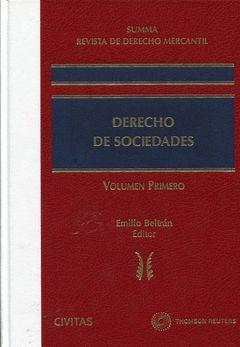 SUMMA REVISTA DE DERECHO MERCANTIL. DERECHO DE SOCIEDADES (4 VOLS)