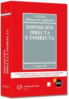 IMPOSICIÓN DIRECTA O INDIRECTA (DÚO)