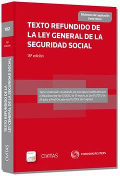 TEXTO REFUNDIDO DE LA LEY GENERAL DE LA SEGURIDAD SOCIAL (DÚO)