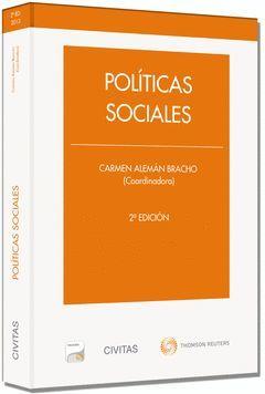 POLÍTICAS SOCIALES (DÚO PAPEL + E-BOOK)