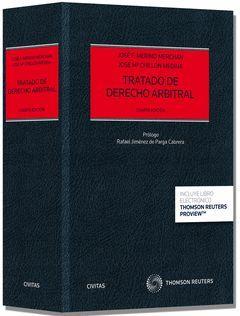 TRATADO DE DERECHO ARBITRAL  (DÚO: PAPEL + PROVIEW)