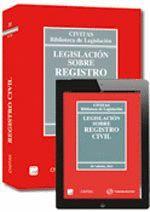 LEGISLACIÓN SOBRE REGISTRO CIVIL 2014