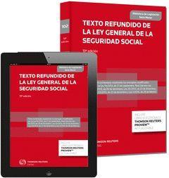 TEXTO REFUNDIDO DE LA LEY GENERAL DE LA SEGURIDAD SOCIAL 2014