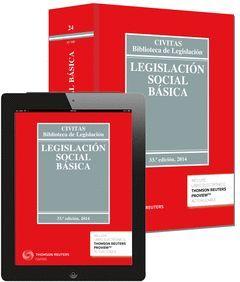 LEGISLACIÓN SOCIAL BÁSICA. 33ED/2014   **24-CIVITAS**