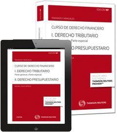 CURSO DE DERECHO FINANCIERO (PAPEL + E-BOOK)
