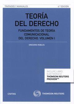 TEORÍA DEL DERECHO I