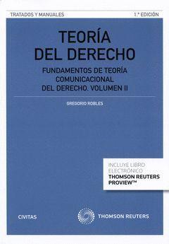 TEORIA DEL DERECHO II