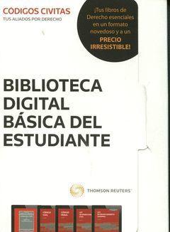 BIBLIOTECA DIGITAL BÁSICA DEL ESTUDIANTE (C.C., C.P., LEC, LECR, CONSTITUCIÓN Y