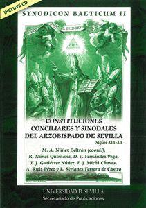 CONSTITUCIONES CONCILIARES Y SINODALES DEL ARZOBISPADO