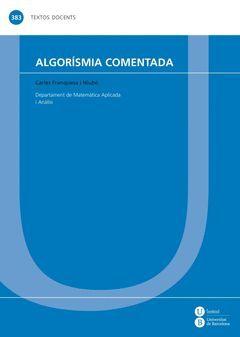 ALGORÍSMIA COMENTADA