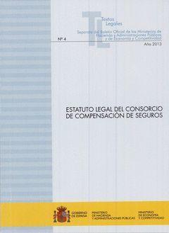 ESTATUTO LEGAL DEL CONSORCIO DE COMPENSACIÓN DE SEGUROS