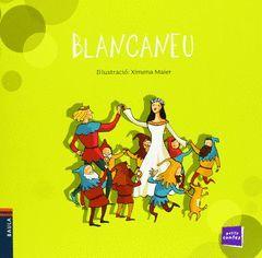 PETITS CONTES -18.BLANCANEU