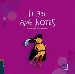 PETITS CONTES -22.EL GAT AMB BOTES