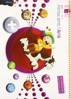 PENSA AMB L'ARIS 5 ANYS 2N TRIMESTRE NUVARIGENIS INFANTIL