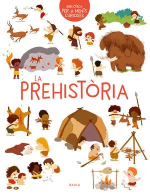 PREHISTORIA,LA CATALAN
