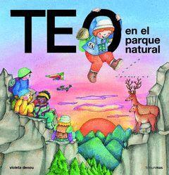 TEO EN EL PARQUE NATURAL.TM-INF-G-CARTONE