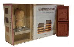 KIT GALLETAS DE CHOCOLATE