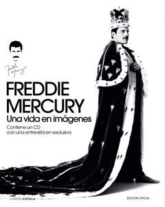 FREDDIE MERCURY.CUPULA-G-DURA(CONTIENE CD CON ENTREVISTA EXCLUSIVA)