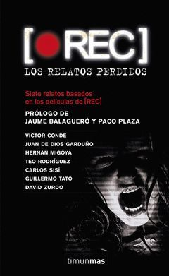 REC. LOS RELATOS PERDIDOS. TM