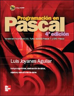 PROGRAMACION EN PASCAL, 4ª ED.