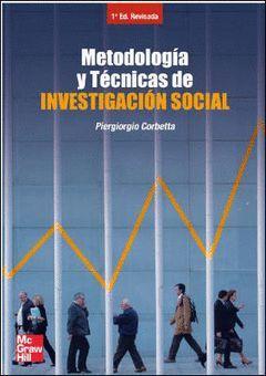 METODOLOG{A Y TECNICAS DE INVESTIGACION SOCIAL, 2ª ED.