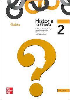 HISTORIA DA FILOSOFÍA, 2 BACHARELATO (GALICIA)