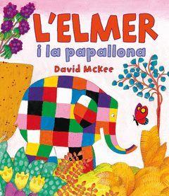 L'ELMER I LA PAPALLONA.BEASCOA-INF-DURA