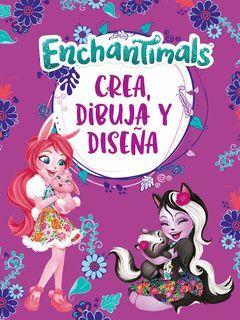 ENCHANTIMALS CREA DIBUJA Y DISEÑA
