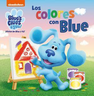 LOS COLORES CON BLUE