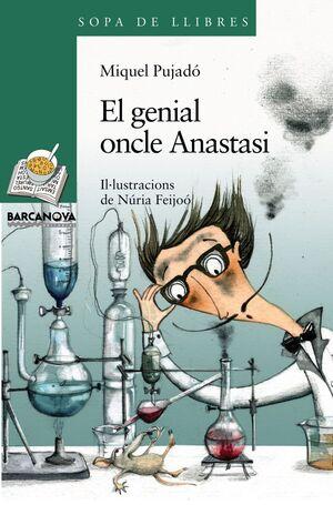 GENIAL ONCLE ANASTASI,EL.BARCANOVA-RUST-INF