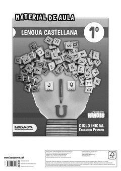 NINOIS 1º CI. LENGUA CASTELLANA. MATERIAL DE AULA
