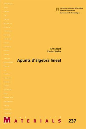 APUNTS D'ÀLGEBRA LINIAL