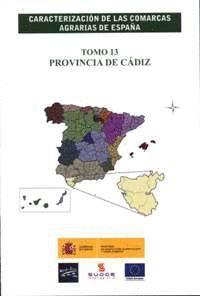 CARACTERIZACIÓN DE LAS COMARCAS AGRARIAS DE ESPAÑA 13