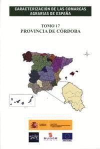 CARACTERIZACIÓN DE LAS COMARCAS AGRARIAS DE ESPAÑA 17