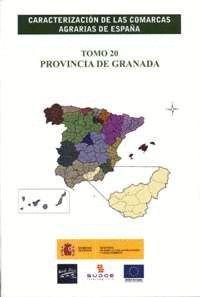 CARACTERIZACIÓN DE LAS COMARCAS AGRARIAS DE ESPAÑA 20