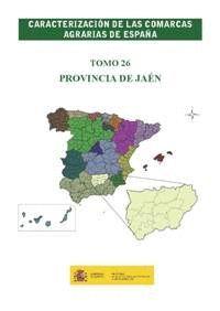 CARACTERIZACION COMARCAS AGRARIAS ESPAÑA JAEN